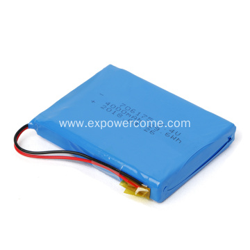 Finely Processed 706175 7.4V 4000mAh Lipo Battery